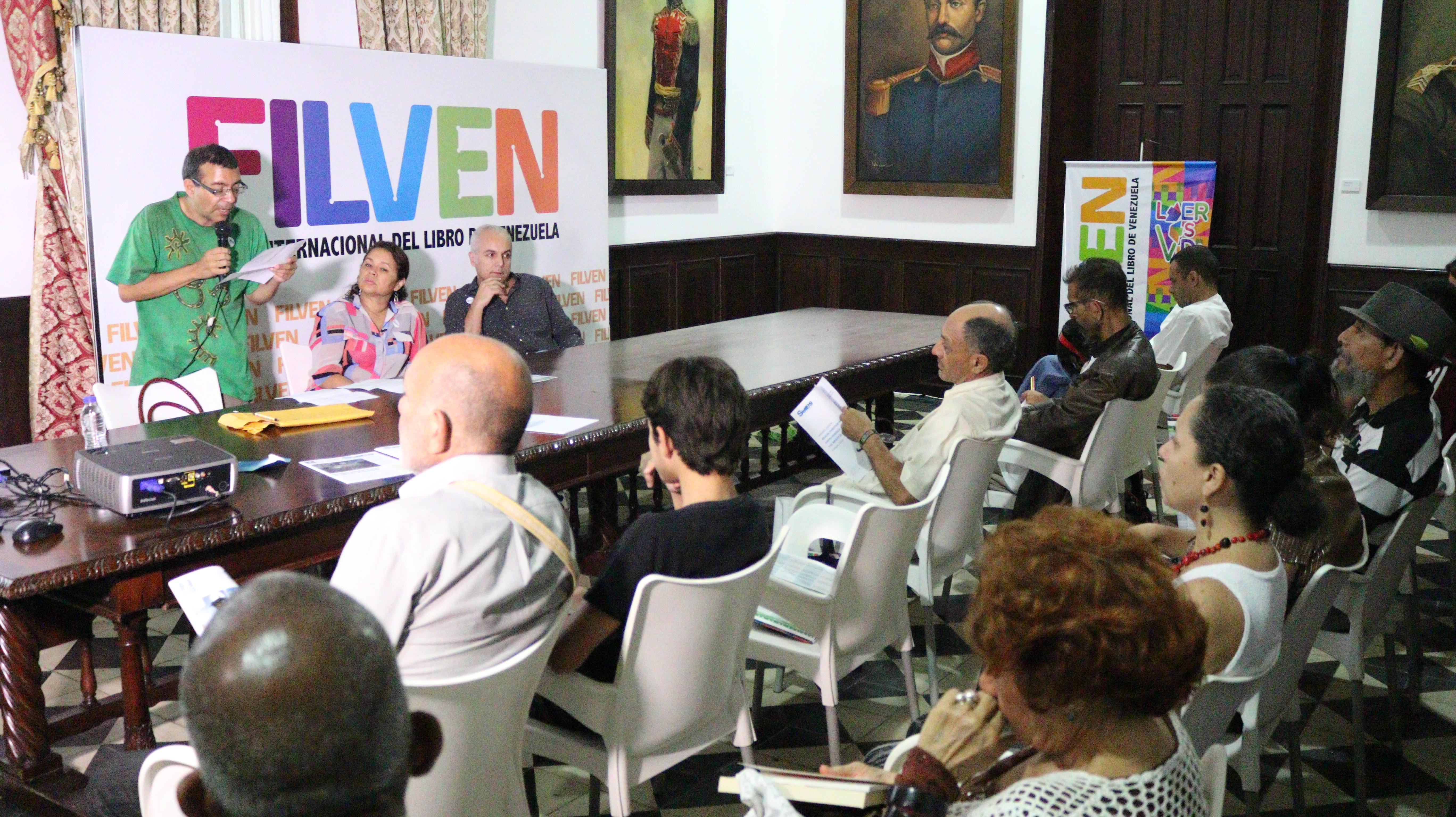 """Conversatorio: """"Bloqueo contra Venezuela: Grave y masiva violación de los DDHH del pueblo venezolano"""""""