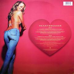 Heartbreaker - Back Cover