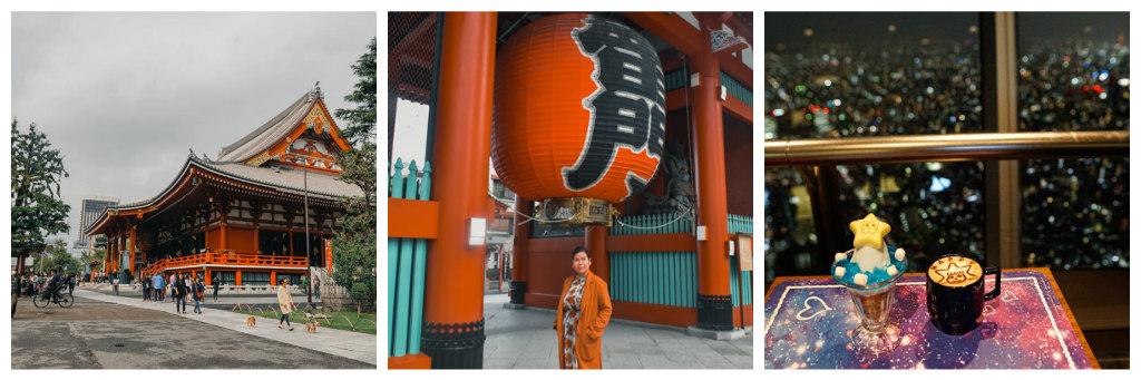 HOKURIKU ARCH PASS - TOKYO ITINERARY