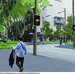 Consultation Board-Macleay Street Upgrade-Visualisation 4