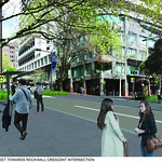 Consultation Board-Macleay Street Upgrade-Visualisation 3