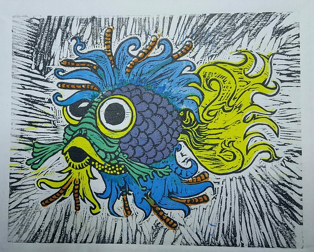 Flashy Fish