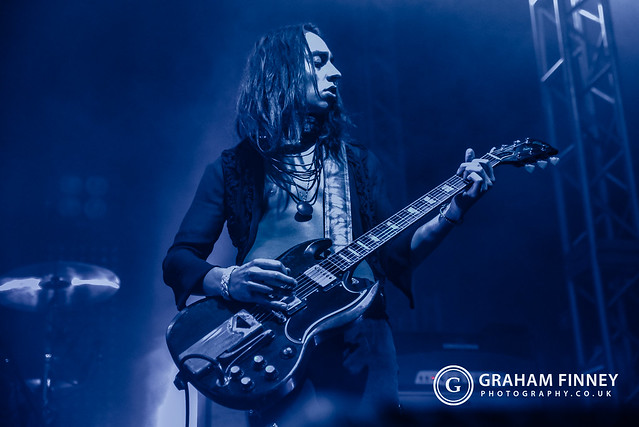 Greta Van Fleet @ O2 Academy (Leeds, UK) on November 3, 2019