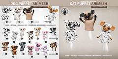 SEmotion Libellune Dog Puppet Animesh