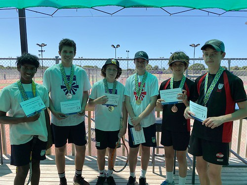 2019 BOPSS Junior Tennis