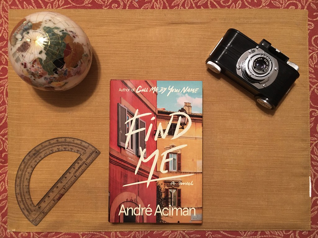 "Book review: Andre Aciman's ""Find Me"" is a perplexing yet occasionally profound reflection on past love"
