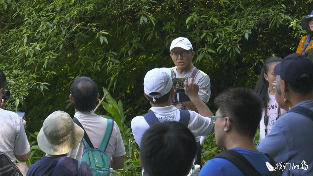 現在的中華村,有25%是老年人口,協會希望發展生態旅遊來照顧當地。