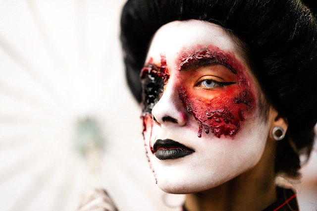 Dead Geisha