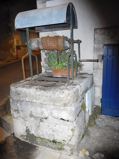 Water well in Sancerre