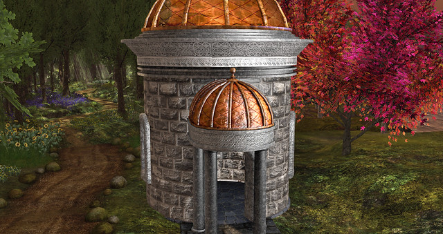 SouthSide Modeling -Sacral Rotunda