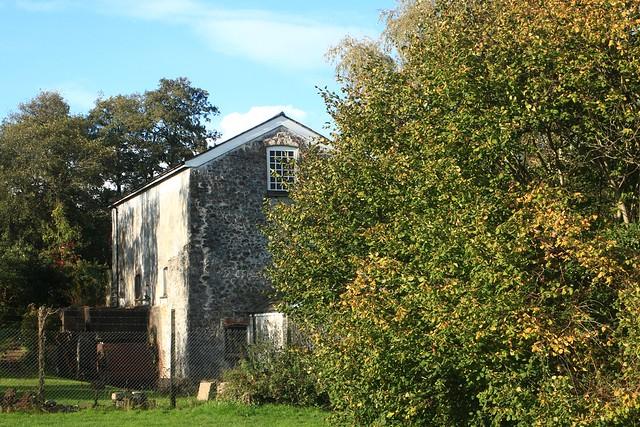 Llanyrafon Water Mill