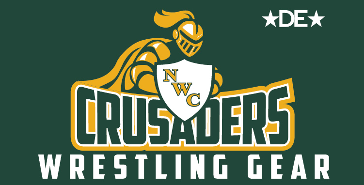 Northwest Christian Schools Crusader Wrestling Gear