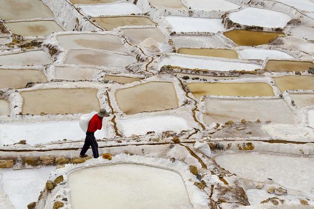 Peru: Salineras de Maras - Photo #1
