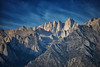 Mount Whitney in October by Jeff D. Muth