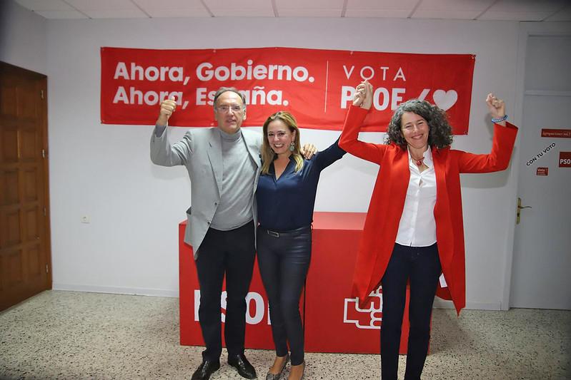 PSOE  Elecciones al Senado y al Congreso 1O N