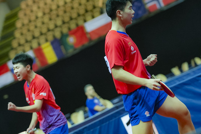 Day 5 - 2019 ITTF Hungarian J&C Open
