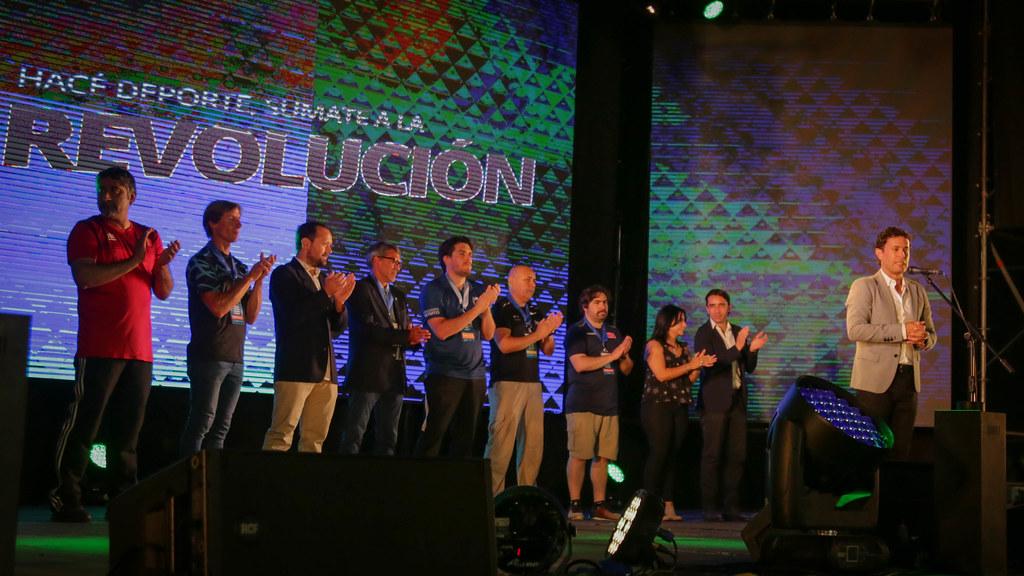 2019-11-10 PRENSA: Presentación de los Juegos Binacionales