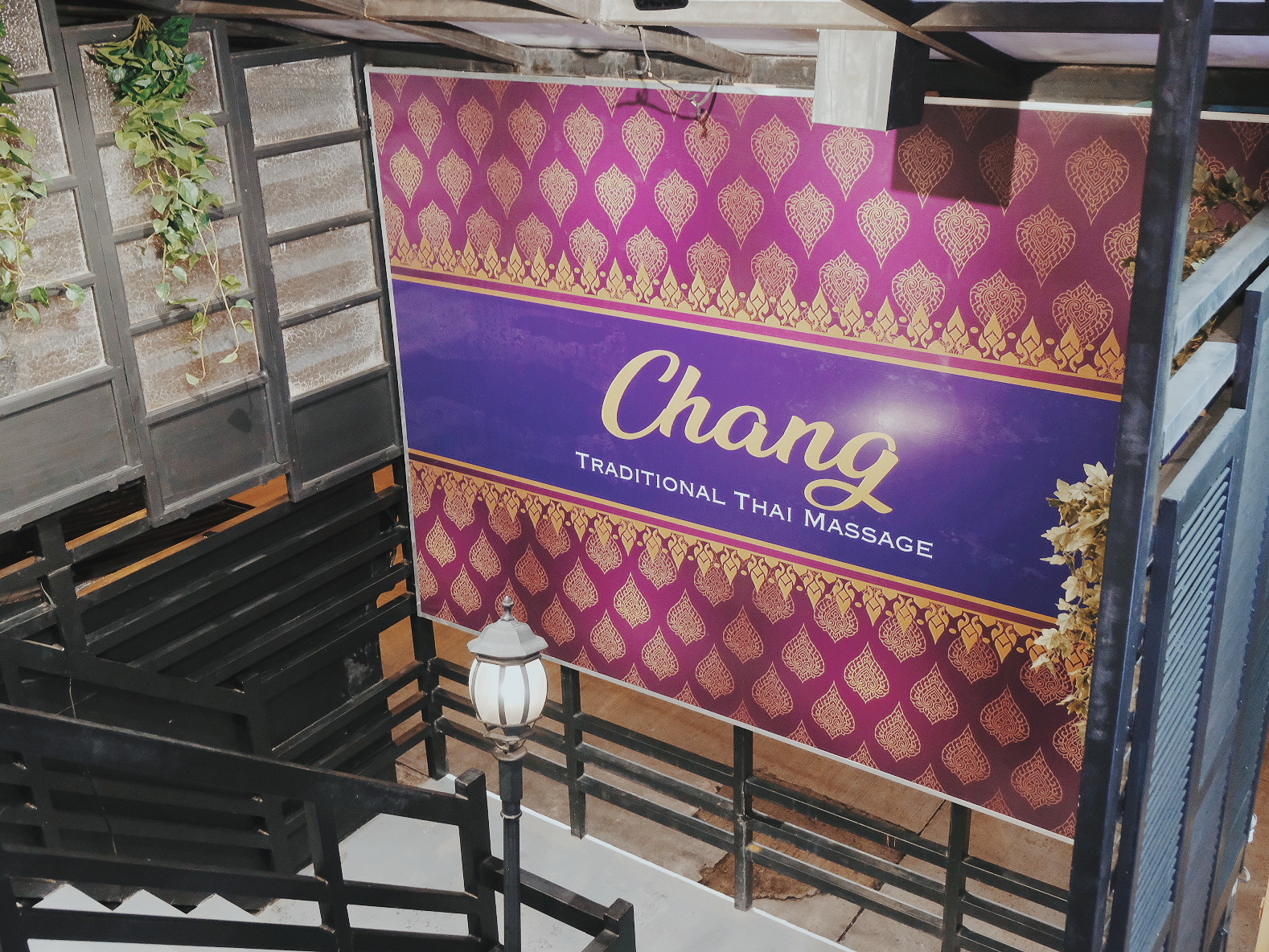 Chang Thai Massage Spa in Poblacion, Makati