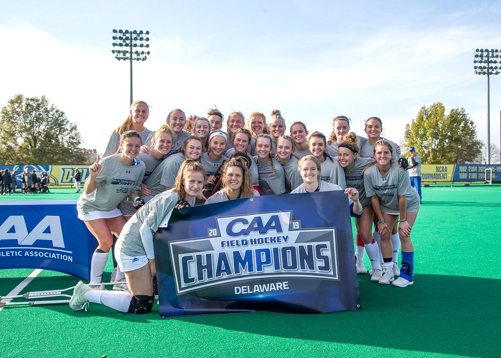 UD Field Hockey wins CAA tournament, advances to NCAA tournament