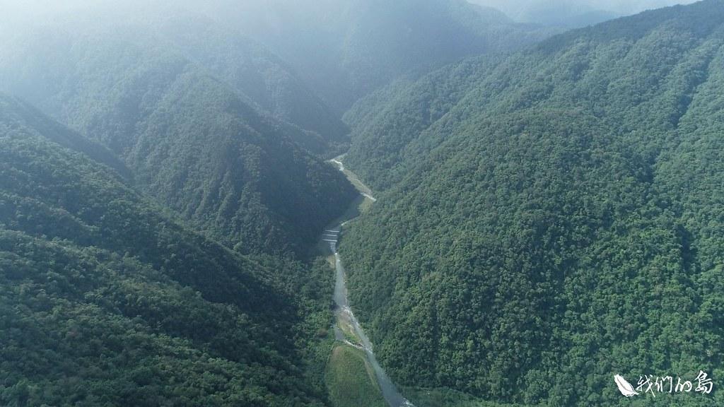 宜蘭縣沒有人工水庫,卻得天獨厚的擁有一座不用清淤、水質甘美的立體地下水庫。