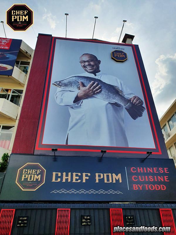 chef pom rama iii