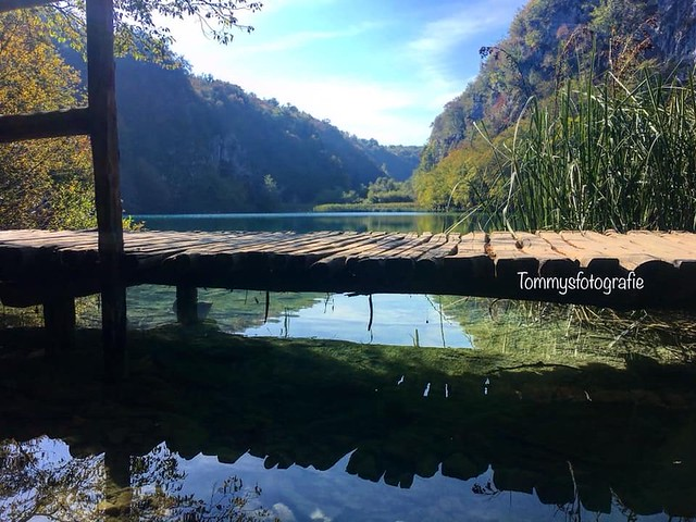 Autumn in Plitvice lakes, photo from archive