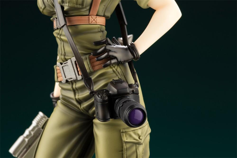 J個傑夫人會不會太年輕白嫩~ 壽屋 G.I. JOE美少女 系列【傑夫人】レディ・ジェイ 1/7 比例 PVC塗裝完成品