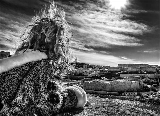 Mistral divin... / Divine wind...