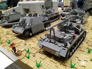Panzerjäger IV & Panzer IV (88 version)