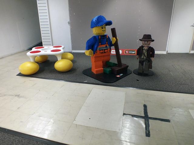 Lost Lego Men