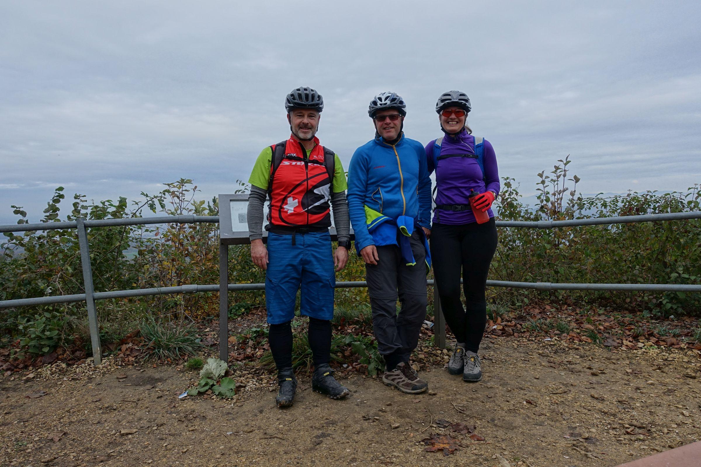 Biketour Rund um Gempen 10.11.2019