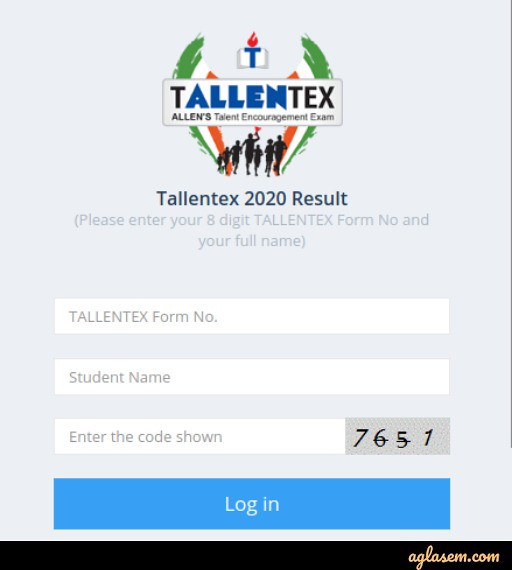 TALLENTEX 2020 Result (Released) - Check Here
