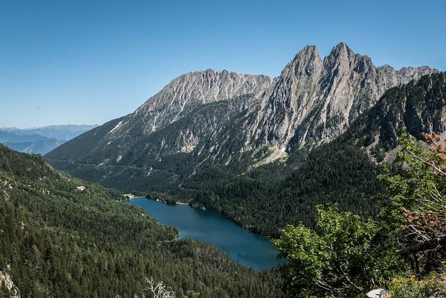 Parc Nacional de Aiguestortes i llac de Sant Maurici, Pirineos
