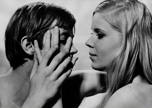 Jan Spitzer and Heidemarie Wenzel in Abschied (1968)