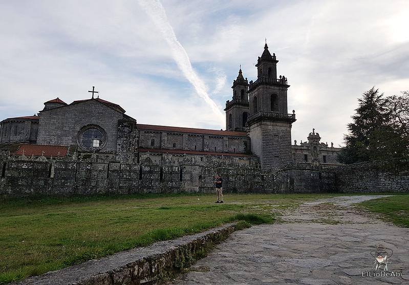 Un día en el Camino de Santiago Vía de la Plata Monasterio de Oseira (6)