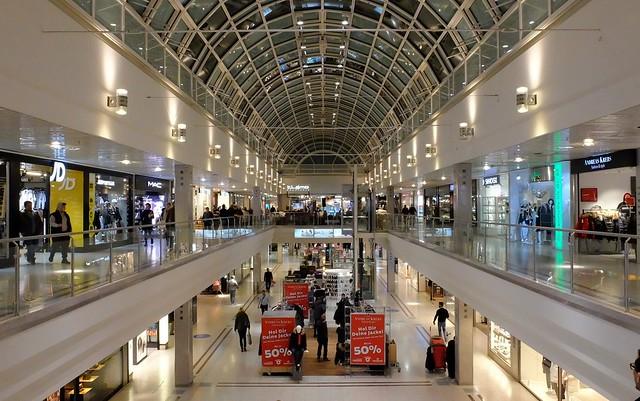 Munich - Olympia-Einkaufszentrum