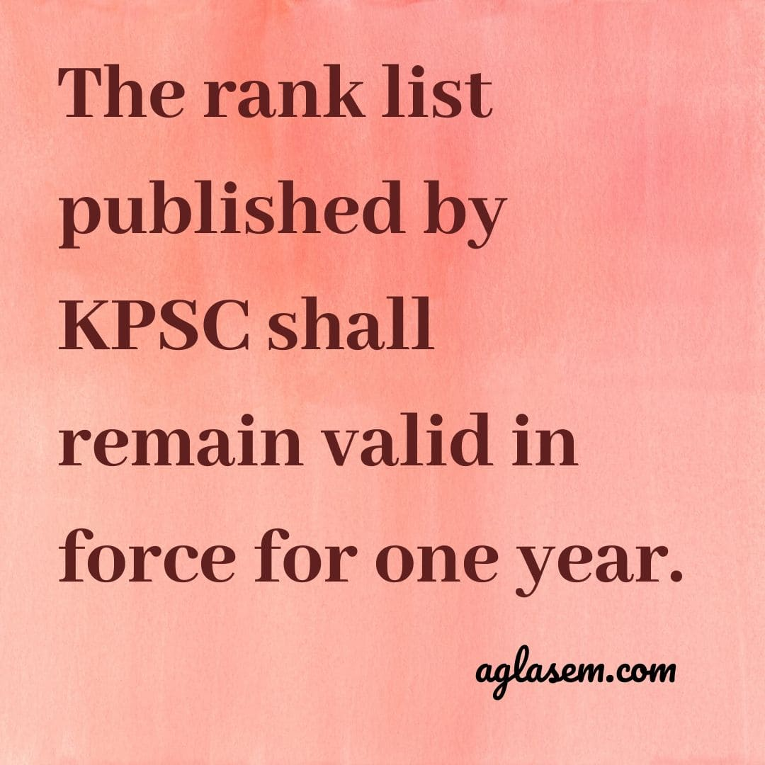 =KPSC result 2019