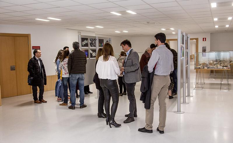 Inauguración exposición fotográfica 'Lo que no ves'