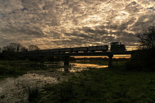 River Shannon Sunset