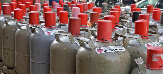 Gas Cylinders 1