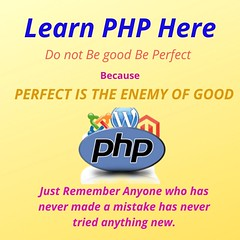Be Curious not Judgmental - Learn PHP and Be a Expert