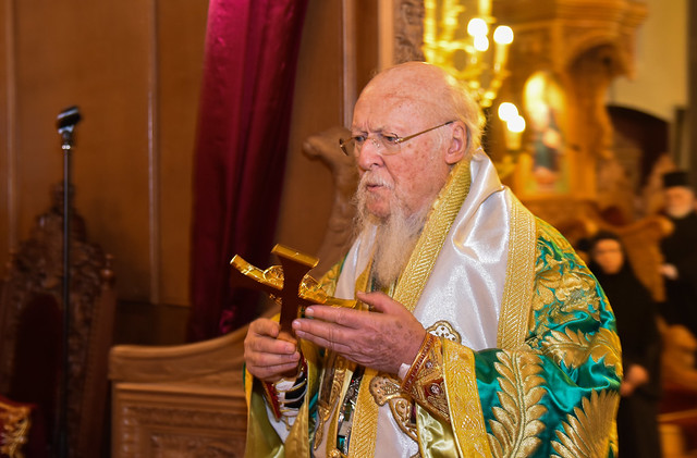 Patriarchal Divine Liturgy in Brussels