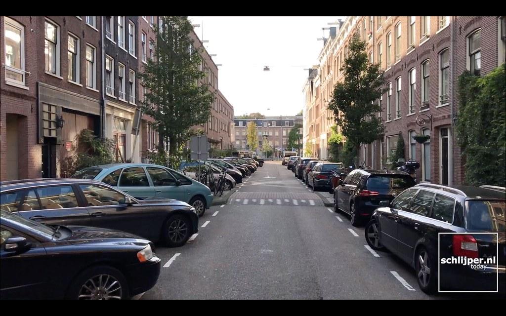 Амстердам, было