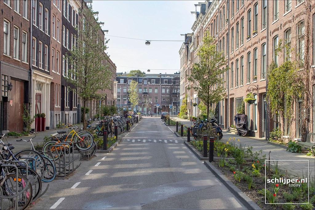 Амстердам, стало