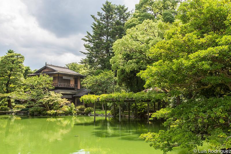 Casa de té Shusui-tei