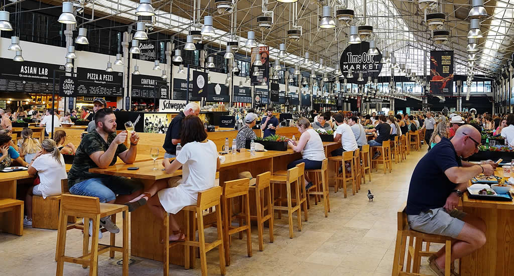 Lissabon Time Out Market | Mooistestedentrips.nl