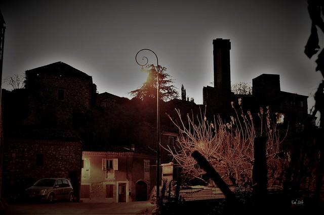 Tour et château de Boucoiran