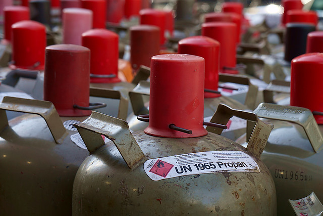 Gas Cylinders 2