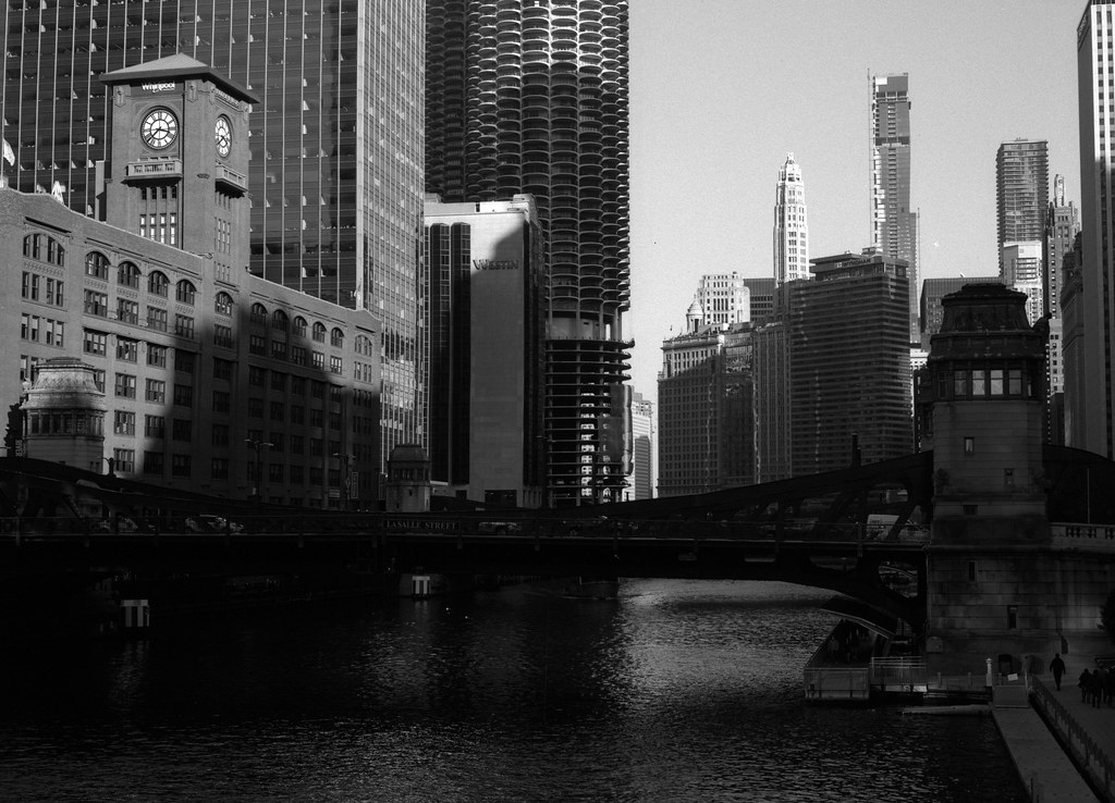 Chicago - Late Evening