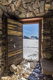 Cabana de la Pleta del Querol, Andorra